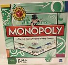 New Sealed Hasbro Monopoly Play Faster With Speed Die