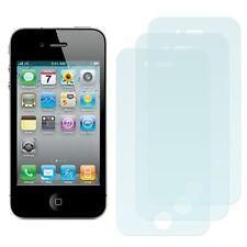 3 X Anti Scratch Lcd Protectores De Pantalla Para Apple Iphone 4 4g 4s-Pantalla Ahorradores