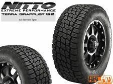 NITTO TERRA GRAPPLER G2 275 X 55 X R20 PREMIUM ALL TERRAIN TYRE PICKUP BAYSWATER