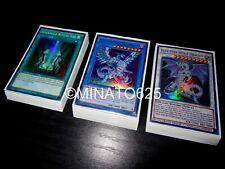 Yugioh Complete Blue-Eyes Chaos Max White Dragon Deck! Impcantation Melody Azure