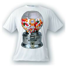 ford gumball machine vintage image lions vending t-shirt