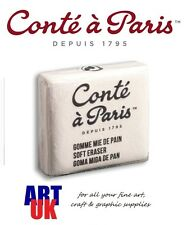 Conte a Paris Artists Putty Rubber Soft Eraser for Pastels, Pencils or Charcoal