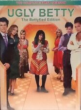 Ugly Betty: The Complete First Season [Bettyfield Edition] NEW/SEALED