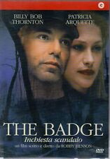 THE BADGE - INCHIESTA SCANDALO - DVD (USATO EX RENTAL)