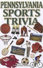 New Paperback Book Pennsylvania Sports Trivia by Billson & Poulton