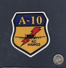 Original 303rd TFS USAF A-10 THUNDERBOLT Warthog Fighter Squadron Patch