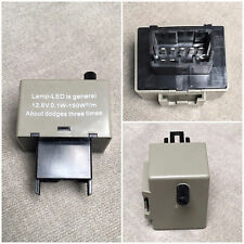 8 Pin Adjustable LED Flasher Relay Hyper blink Fix For SUBARU Turn Signal Light