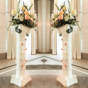 DIY Photography Roman Pillars Column Pedestal Wedding Decorative Home Party