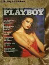 Playboy (D) November 1988 11/88 zum Geburtstag Ellen Kendzi