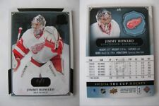 2013-14 UD The CUP #26 Jimmy Howard 1/1 black 1 of 1 detroit red wings
