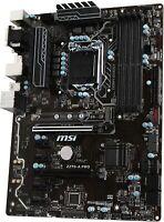MSI Z270 A PRO Intel Socket LGA1151/H4 ATX Gaming Motherboard 4xDDR4 MSI A-PRO