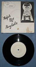 rare Single von   Ralph And The Ponytails – Shaken Not Stirred