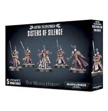 Warhammer 40k Horus Hersey ASTRA TELEPATHICA SISTERS OF SILENCE Prosecutors