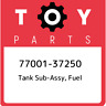 77001-37250 Toyota Tank sub-assy, fuel 7700137250, New Genuine OEM Part