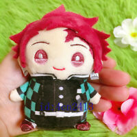 Demon Slayer: Kimetsu no Yaiba Kamado Tanjirou Plush Doll Hanging Toy 10cm