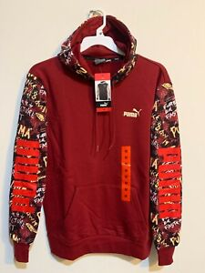 Flash Sale! New, Puma Men's Graffiti Hoodie, Various Color/Size (Free Shipping!)