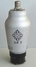 1 x Telefunken CF7 tube, vintage pentode WW2 -1941, excellent condition