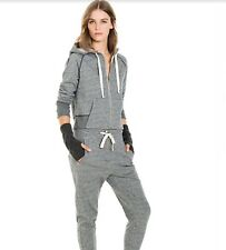BRAND NEW Country Road Womens Grey Cropped Hoodie  in size M RRP $99.95