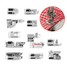 15pcs/Set Domestic Sewing Machine Pfaff Presser foot Sewing Feet Kits