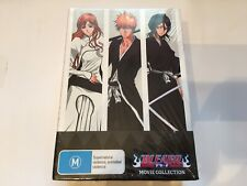 BLEACH MOVIES COLLECTION BOX SET BRAND NEW SEALED
