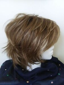 Godiva's Secret Freedom Medium Wig Maple Sugar with Root Average Synthetic NWT