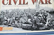History Channel Club: Images of the Civil War Calendar, 2008 Free Shipping!