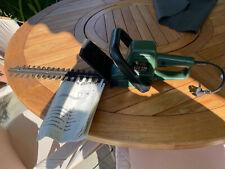 BLACK & DECKER GT220 elektrische Heckenschere 230 Volt 40cm + Gebrauchsanweisung