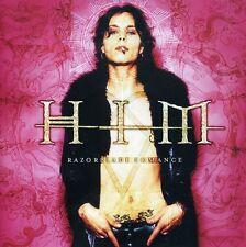 H.I.M., HiM - Razorblade Romance [New CD]