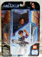 Nick Galidor ~ Action Figure Lego 8310 - 2002 - New