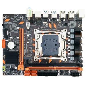 X99 Mini LGA2011-3 M-ATX Motherboard Core 5th 6th Xeon E5 E7 DDR4 2666 2400 2133