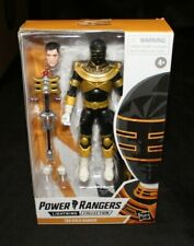 "Hasbro Power Rangers Lightning Collection 6"" Zeo Gold Ranger Action Figure! New!"
