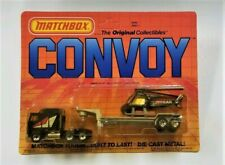 Matchbox Convoy CV11 Kenworth Helicopter Transporter - New In Package