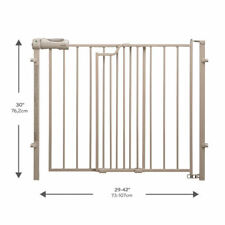 Even flo Secure Step Gate (Taupe Metal) Free Shipping