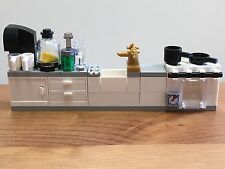 Lego Custom Made Designer Luxury Kitchen with Aga and more! *** SEE PHOTOS ***