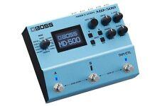 BOSS MD-500 Modulation Guitar Pedal Effect NEW FREE EMS