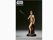 SIDESHOW COLLECTIBLES HOT PRODUCT ENTERPRISE PRINCESS LEIA SLAVE PREMIUM FORMAT