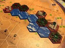 Terraforming Mars Full set Water/Greenery/City Upgrade (Custom 3D Printed)