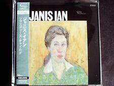 Janis Ian - Janis Ian S/T Japan SHM-CD Mini LP OBI Brand New UICY-94567 Limited