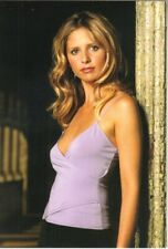 Buffy the Vampire Slayer 4 x 6 Photo Glossy Postcard Buffy Leaning #11 New