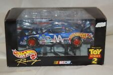 1999 Hot Wheels Kyle Petty #44 BUZZ Toy Story 2 1/24 Diecast NASCAR NIB