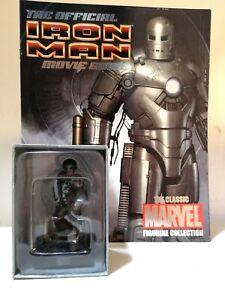 Eaglemoss Classic Marvel Figurines Iron Man mk1 Special