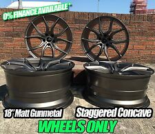 18''x4 BMW Performance 405 Style 2 Series 3 Series Alloy Wheels Staggered CSL GM
