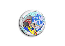 Surf - Surf up 1 - Badge 56mm Button Pin