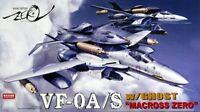 Hasegawa 65777 VF-0A/S w/ Ghost 'Macross Zero' 1/72 scale kit