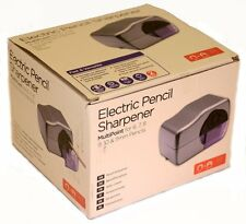 Electric Pencil Sharpener MultiPoint for6,7,8,9,10,11mmPencilsHome/Office/School