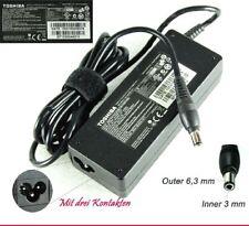 Ac/Dc Fuente de Alimentación Adaptador Toshiba 75w 15v 5a Pa3755e-1ac3