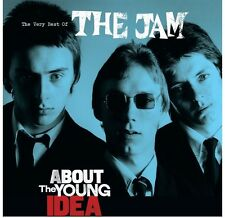 THE JAM - ABOUT THE YOUNG IDEA: THE VERY BEST OF THE JAM NEW 2CD