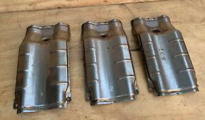 Genuine Audi TT 8N 1.8T 1998-06 Mk1 225 Quattro Catalytic Converter HEATSHIELD
