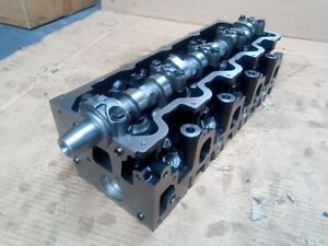 Complete Toyota 5L hilux cylinder head with cam. big warranty