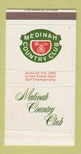 Matchbox - Medinah Country Club IL 1990 US Open Golf